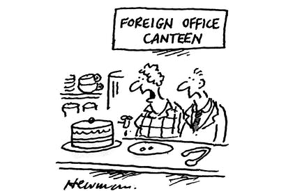 'Boris didn't have his cake and eat it, but he did take the biscuit.'