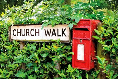 Church Walk: short, simple, unpretentious