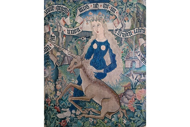 Fantastic beasts and where to find them: 'Wild Woman with Unicorn', 1500–10