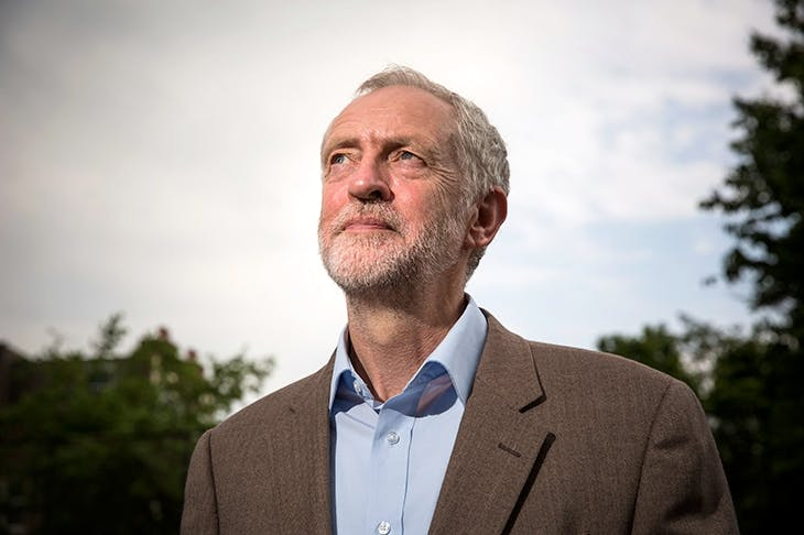 Jeremy Corbyn's economic policies might sound daft – but he radiates rebellion. Photo: Getty