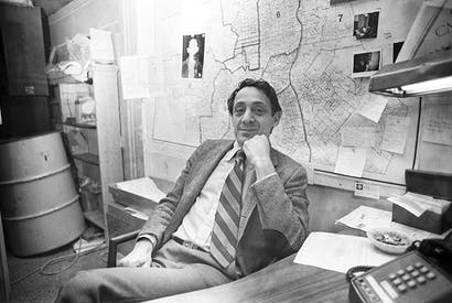 Harvey Milk. Credit Getty Images