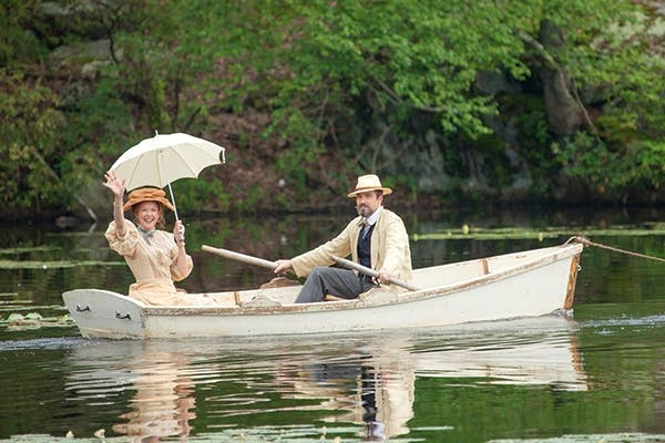 The superb Annette Bening in an iffy new film adaptation of Chekhov's The Seagull