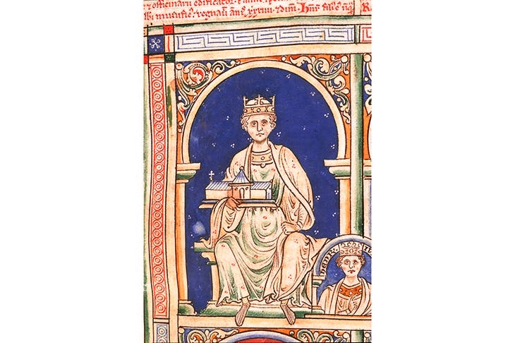Sons and haters: Henry II was much aggrieved by his acquisitive sons