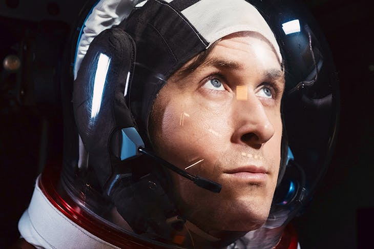 Running on empty: Ryan Gosling as Neil Armstrong in First Man