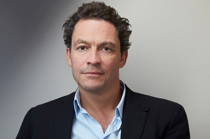 dominic west wife