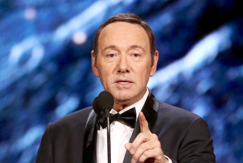 Bring Back Kevin Spacey The Spectator