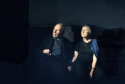 The Gyorgy and Marta show: the nonagenarian couple have been an unlikely hit on YouTube