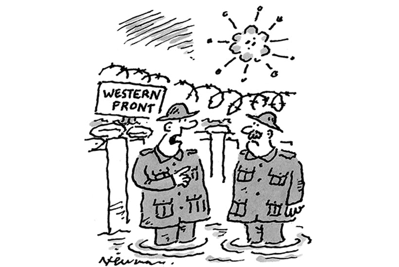 Western Front The Spectator