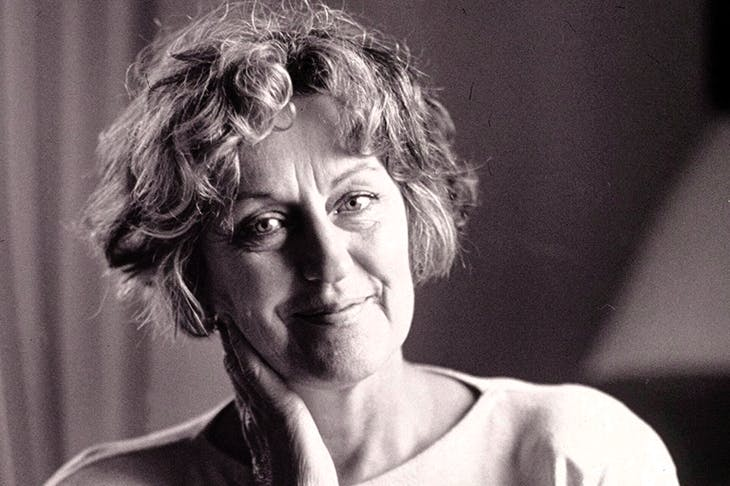 Contradictions are the bedrock of who she is: Germaine Greer photographed in 1993