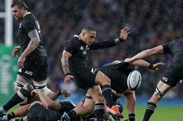 The All Blacks: world-class time-wasters