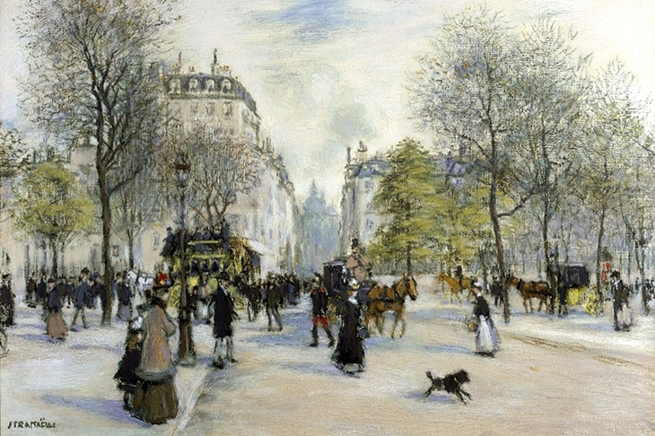 Christmas gifts for art lovers in paris