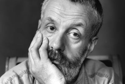 Mike Leigh (Canadian Press/Rex/Shutterstock)