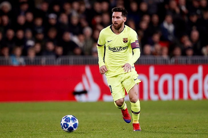 Is Lionel Messi The Greatest Footballer Of All Time The Spectator