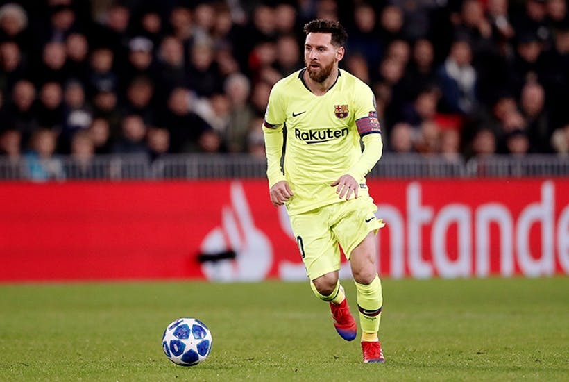 cbd938802e2 Is Lionel Messi the greatest footballer of all time