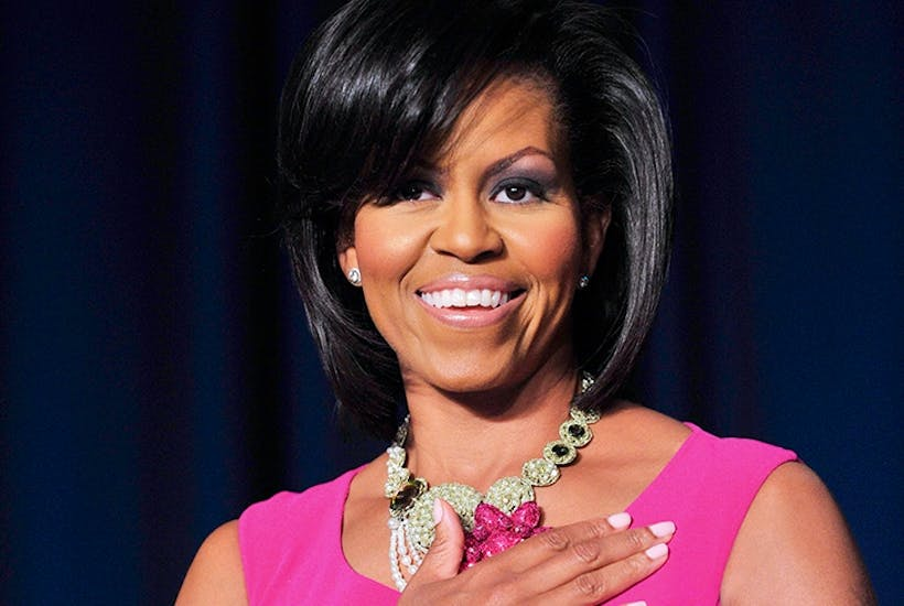 Michelle Obama: 'I was happy that Barack's career came first