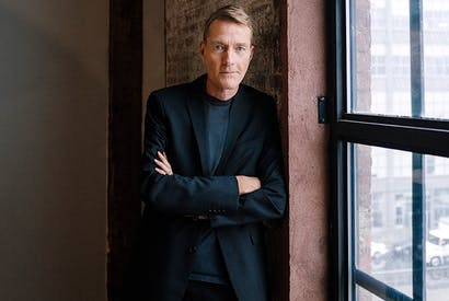 Spilling ink: Lee Child [AXEL DUPEUX]