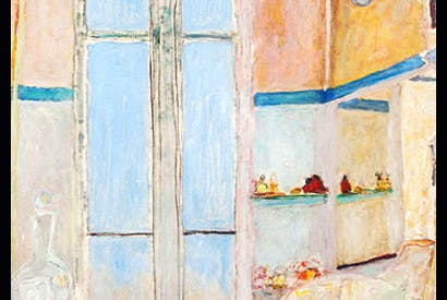 'In the Bathroom', c.1940, by Pierre Bonnard
