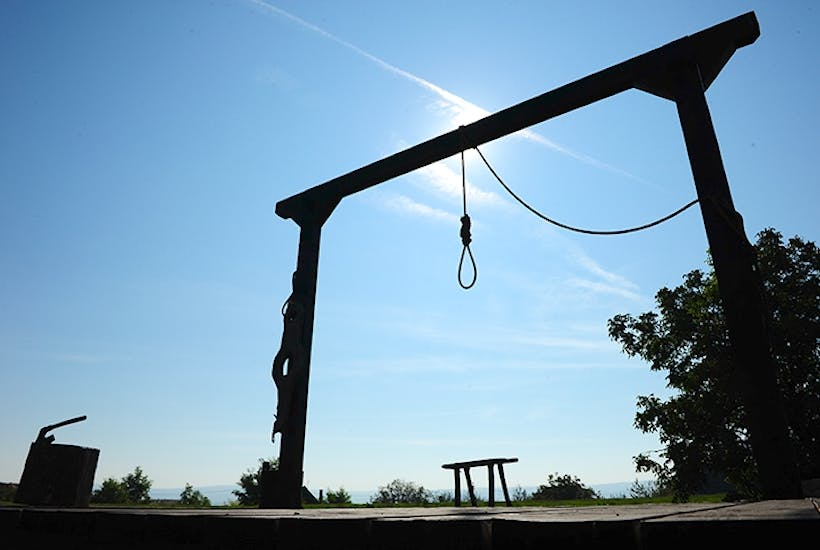 Unhelpful Punishment >> Is The Threat Of Capital Punishment Really The Foundation Of Good