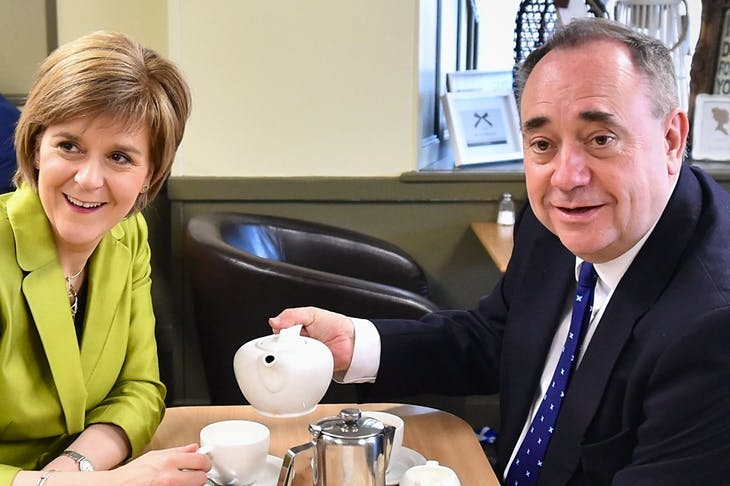 It's Salmond vs Sturgeon – and whoever wins, the SNP loses
