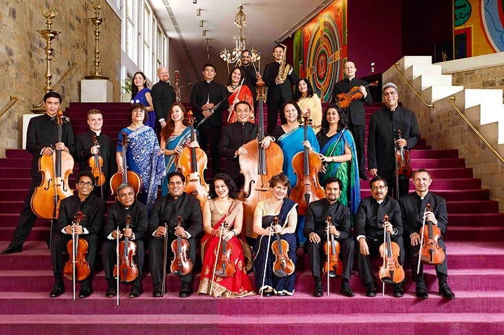 World-class: Symphony Orchestra of India in its tropical Barbican in Mumbai