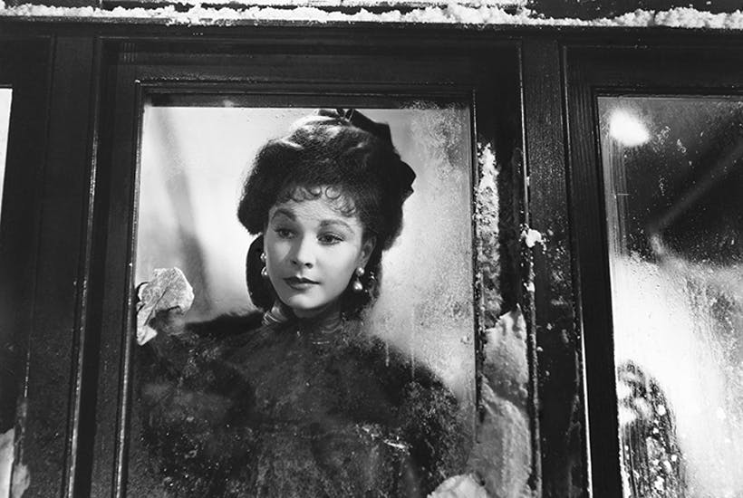 Vivien Leigh as Anna Karenina in the 1948 film. Credit: Getty Images