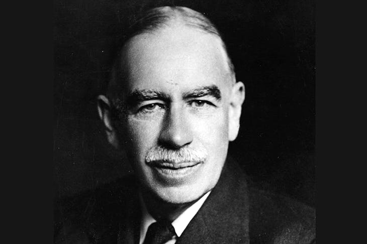 John Maynard Keynes [GETTY IMAGES]
