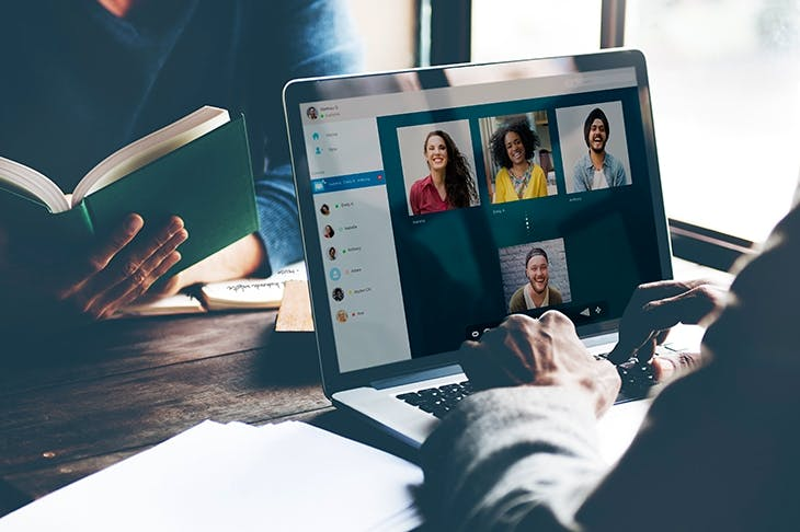 Video-conferencing could revolutionise how we work – so why have we failed to invest in it properly? [GETTY IMAGES]