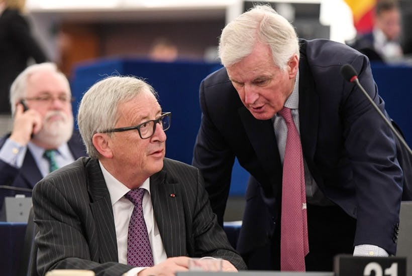 259c7640580 The EU s hard-border bluff will soon collapse – and then it can get serious  about Brexit