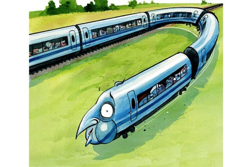 Is the financial logic behind HS2 collapsing? | The Spectator