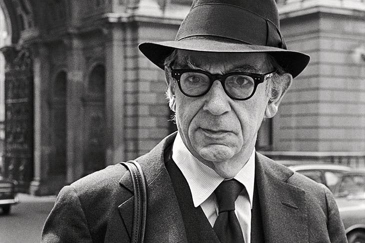 Isaiah Berlin: an extreme liberal, who was reluctant to think that people act purely maliciously