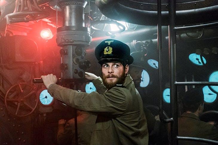 Atravesty: Sky Atlantic's remake of Das Boot. Photo: Sky Germany / Nik Konietzny / Bavaria Fiction GmbH