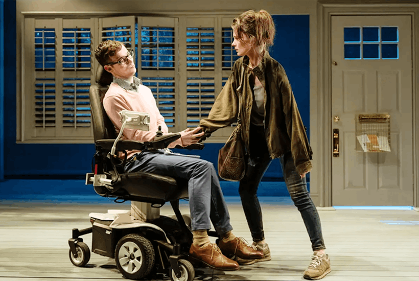 Plus: Michelle Collins provides a note of humanity to a laddish tale of  vodka, weed and grubby sex at Park Theatre