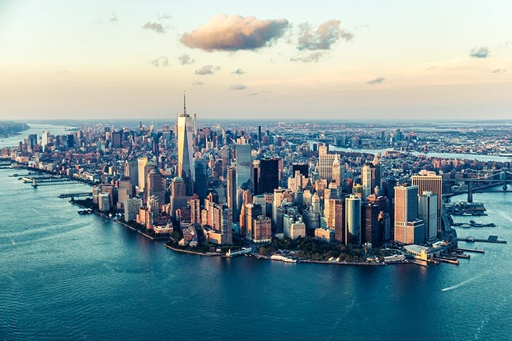 I'm back in New York: the city that's perennially offended