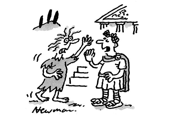 'Ides of March? Project Fear nonsense!'
