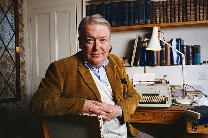 Kingsley Amis (Getty Images)