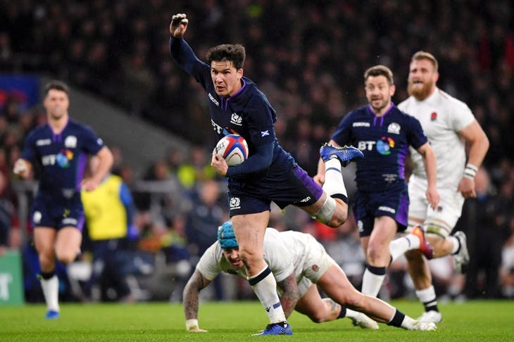 How Scotland humiliated England in the Six Nations