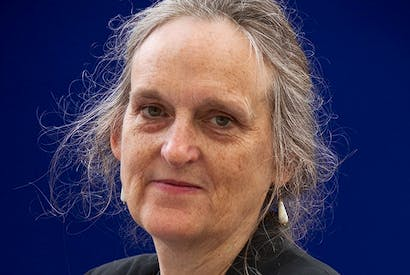 A late developer, like her central character: Tessa Hadley at the Edinburgh International Literary Festival