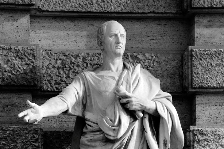 Unlike MPs, Cicero understood the meaning of sovereignty