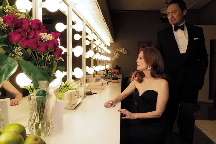 Any scene she isn't in pretty much dies on its arse: Julianne Moore in Bel Canto