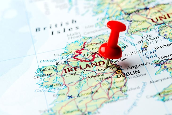 How Ireland became a back door to Britain