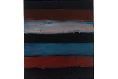 'Landline Star', 2017, Sean Scully