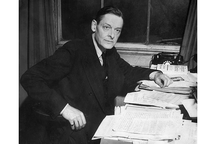 Would Faber & Faber still exist without T.S. Eliot?