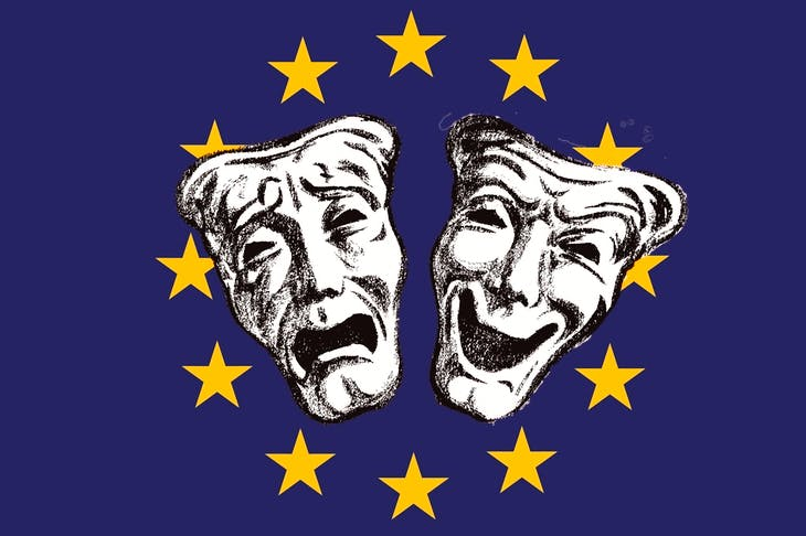 Can ancient Greek comedians tell us how to leave the EU?
