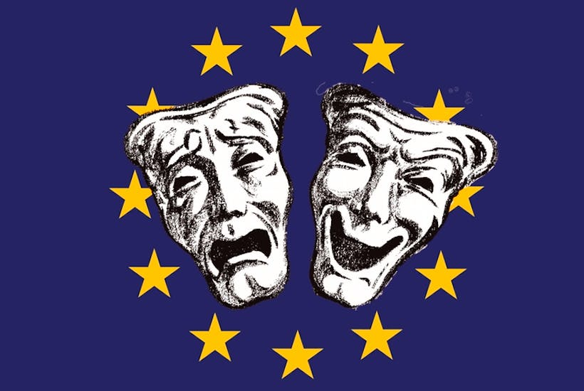 Can ancient Greek comedians tell us how to leave the EU? | The Spectator