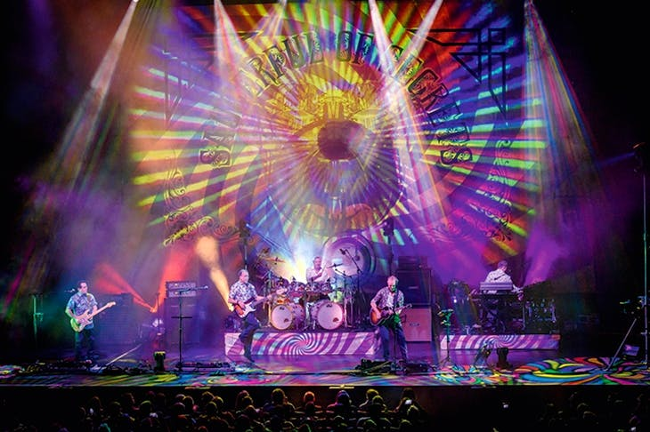 A delightful time machine to a distant past: Nick Mason's Saucerful of Secrets