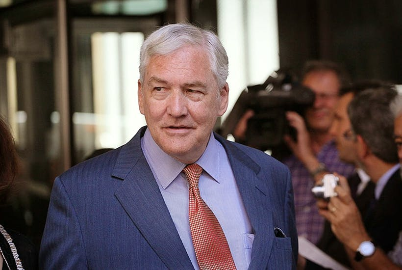 My feud with Conrad Black | The Spectator
