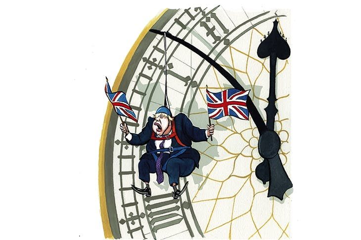 Cometh the hour: Boris Johnson may be the Tories' best hope | The Spectator