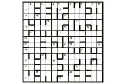 Category Crossword The Spectator