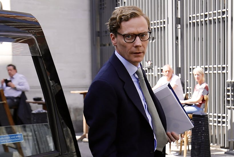 Meet the real Alexander Nix. An interview with the notorious former head of Cambridge Analytica | The Spectator