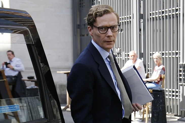 spectator.co.uk - Freddy Gray - 'It was an experiment': Alexander Nix on Cambridge Analytica, Brexit and Trump
